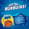kit de burbujas gold