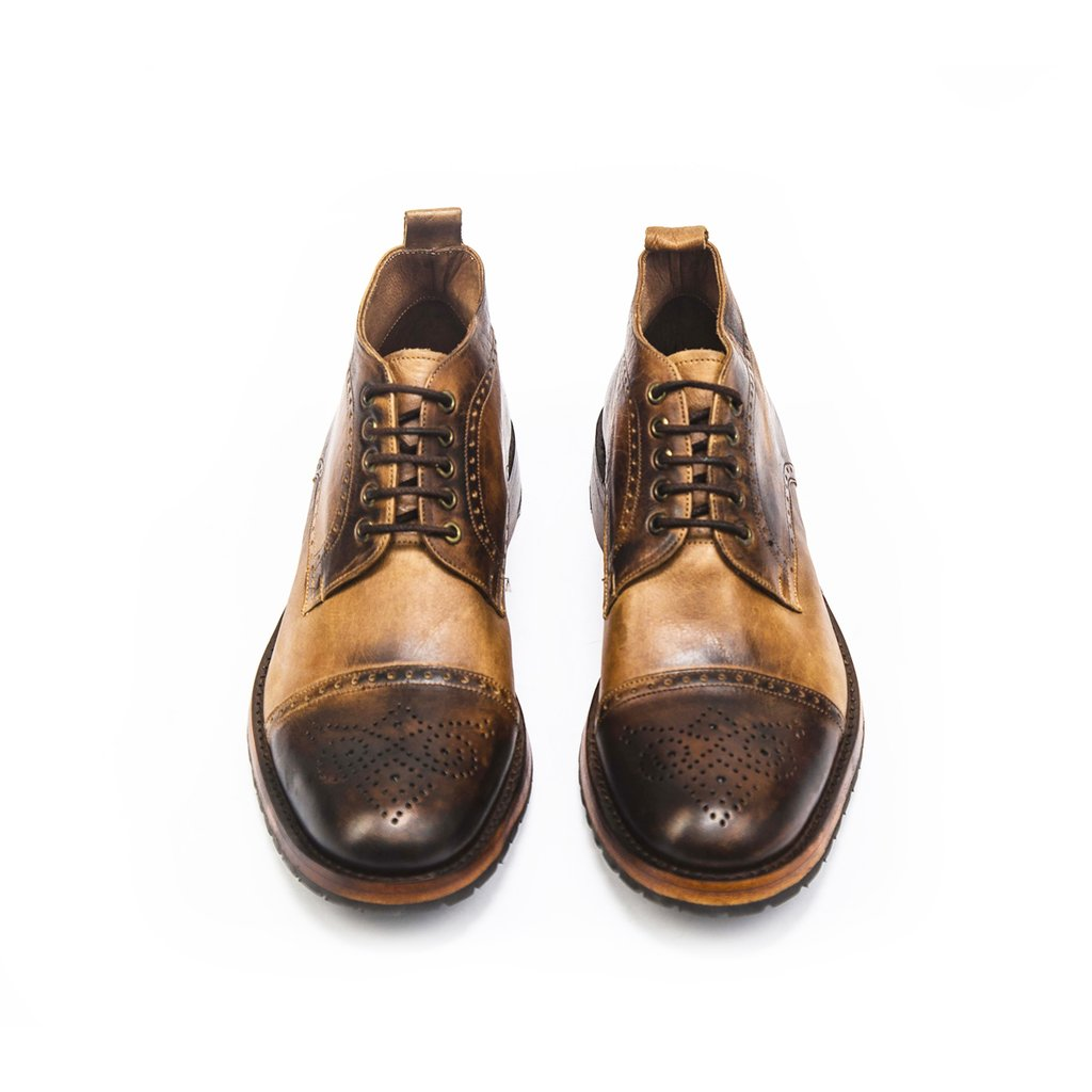BOTAS CAMBRIA - MARRÓN CLARO - buy online