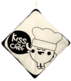 Agarradera KISS THE CHEF