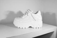 TINI LOW BLANCO zapatillas con plataforma en internet