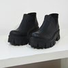 BOOT BILLIE NEGRO cuero ecologico - MISS MYSTIC WE LOVE SHOES
