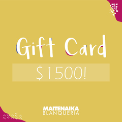 Gift Card $1.500