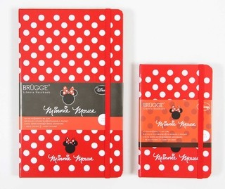 Libreta Brügge Disney - Minnie Mouse