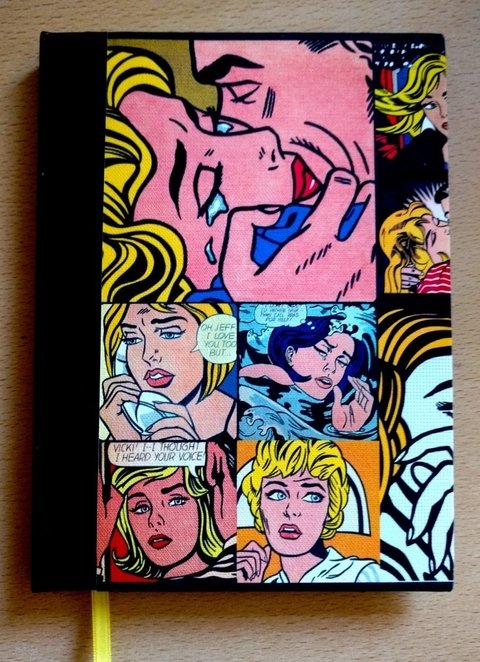Cosido Collage, Roy Lichtenstein