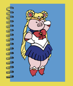 Chan Chan Sailor Moon Mod.01