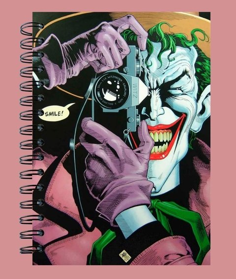 Anillado Joker The Killing Joke