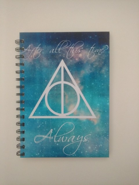 Anillado Reliquias Always - Harry Potter - comprar online