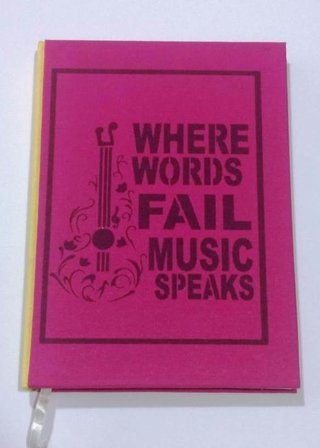 Where words fail, music speaks en internet