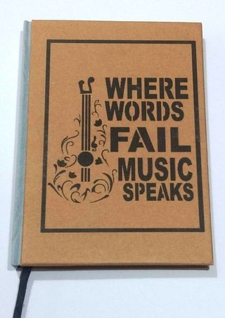 Where words fail, music speaks - tachameladoble