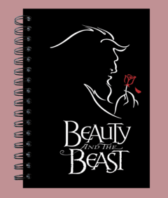 Anillado Musical Beauty & The Beast