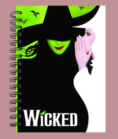 Anillado Musical Wicked