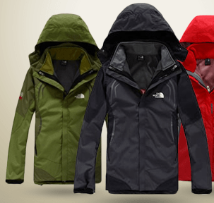 campera polar the north face