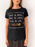 Tee This is Real - Preta - comprar online