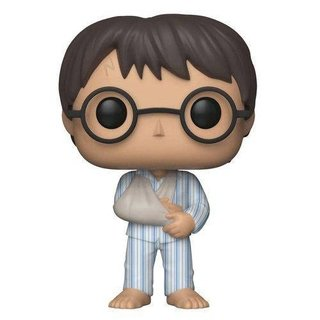 Funko Pop - Harry Potter - Pijama e Braço Quebrado