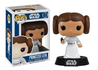 Funko Pop - Princesa Leia