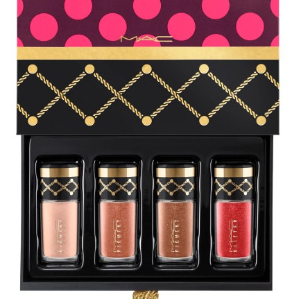 MAC - Nutcracker Sweet Bronze Pigments and Glitter Kit
