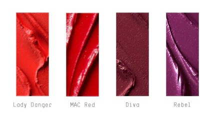 MAC - Nutcracker Sweet red lipstick kit en internet