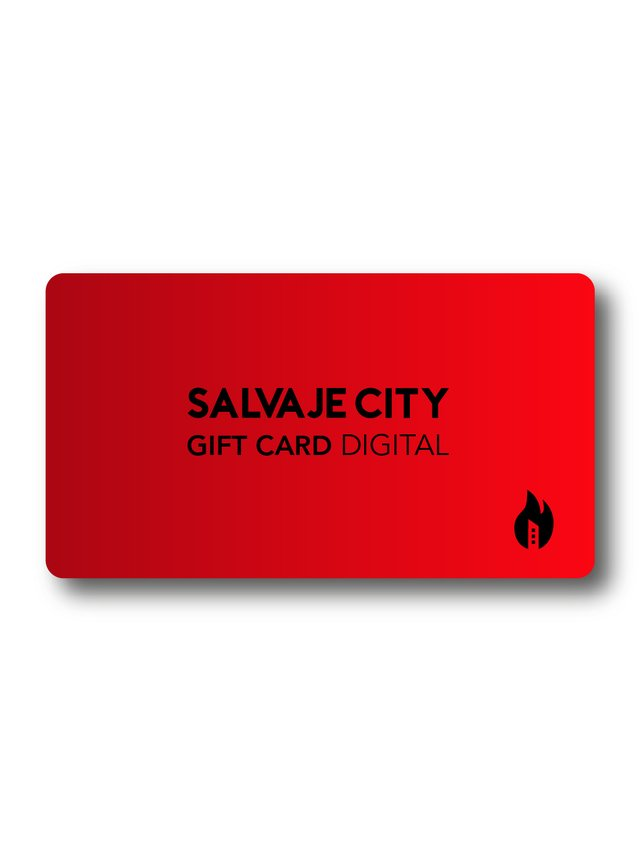 Gift Card Red para regalar