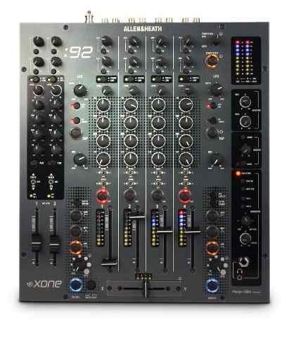 Mixer Dj De 6 Canales Allen & Heath Xone 92 Fact A Y B
