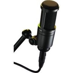 Micrófono Condenser De Estudio Audio Technica At2020