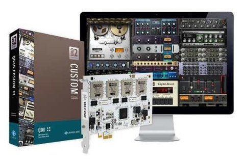 Universal Audio Uad-2 Octo Pcie Factura A Y B