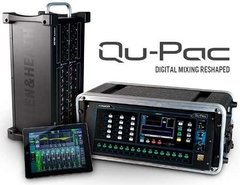Consola Mixer Digital 16 Canales Allen & Heath Qu Pac Fact A