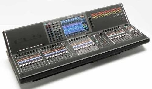 Mixer Digital Yamaha Cl5 Ideal Sonido En Vivo