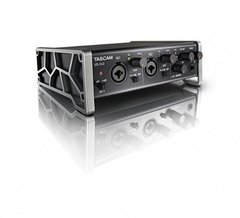 Interface Placa De Audio 2 Canales Tascam Us 2x2