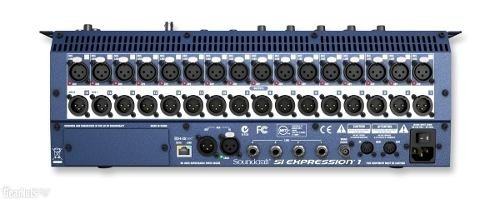Consola Digital Soundcraft Expression 1 16 Canales !!! en internet