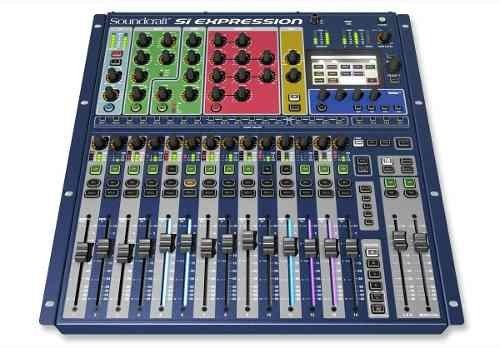 Consola Digital Soundcraft Expression 1 16 Canales !!!