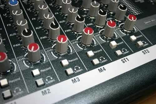 Mixer Consola Allen & Heath Zed 10 De 6 Canales Fact A Y B - circularsound