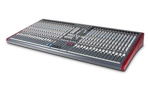 Mixer Consola Allen & Heath Zed-436 De 32 Canales Fact A Y B