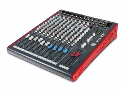 Mixer Consola 6 Canales Xlr Allen & Heath Zed-14 Fact A