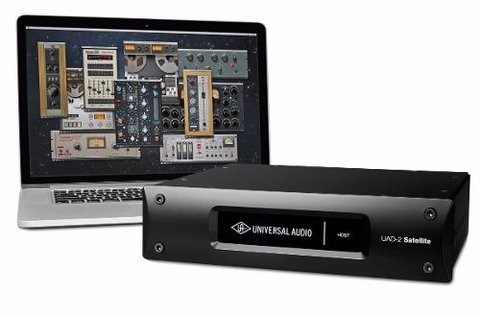 Universal Audio Uad2 Satellite Octo Thunderbolt Fact. A Y B