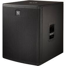 Sub Woofer Pasivo 400 Watts Electro Voice Elx 118 Fact A Y B