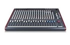 Mixer Consola Allen & Heath Zed 24 16 + 8 - circularsound