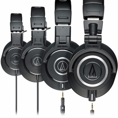 Audio Technica Ath-m40x Auriculares Profesionales - circularsound