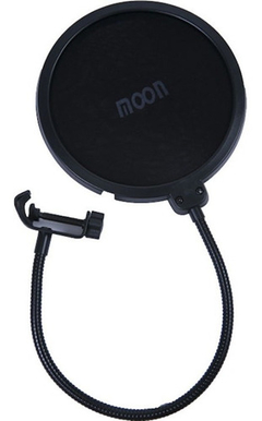 Filtro Anti Pop Para Estudio Moon Mps01