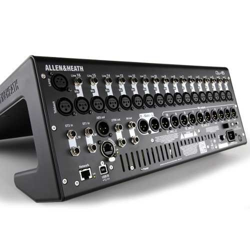 Mixer Consola Digital Allen & Heath Qu 16 Fact A Y B en internet