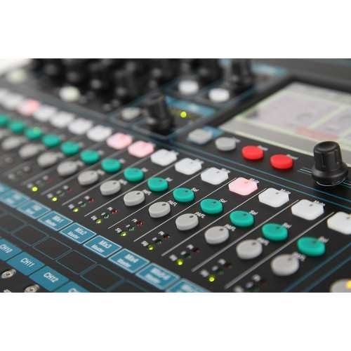 Mixer Consola Digital Allen & Heath Qu 16 Fact A Y B - comprar online