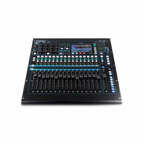 Mixer Consola Digital Allen & Heath Qu 16 Fact A Y B