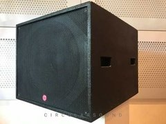 Sistema Line Array 500 Watts 2 Parlantes 8   + Driver 1 - circularsound