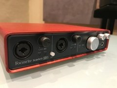 Imagen de Interface Placa De Audio Focusrite Scarlett 6i6 Usada Oferta