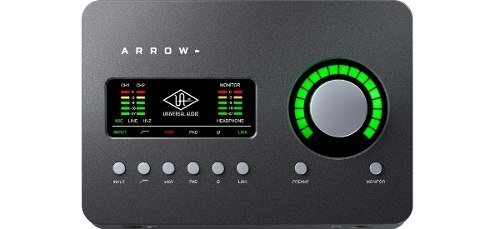 Interfaz Universal Audio Arrow Nuevo Modelo Mac / Windows c/ Thunderbolt 3