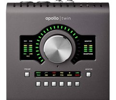 Interfaz Universal Audio Apollo Twin Mkii Quad