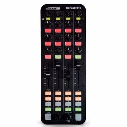 Controlador Midi Usb Allen & Heath K1 Ideal Dj Fact A Y B