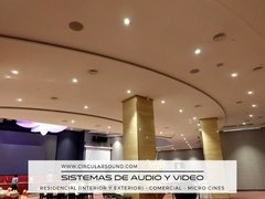 Sistemas De Audio Y Video, Micro Cines, Locales Comerciales en internet