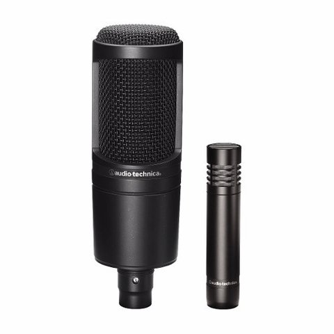 Micrófonos Condenser Audio Technica At 2041 Sp Oferta !!!