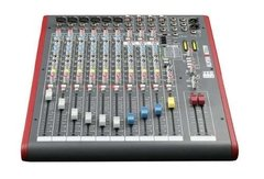 Mixer Consola Allen & Heath Zed-12 Fx