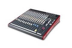 Mixer Consola Allen & Heath Zed-16 Fx 10 Canales Fact A Y B